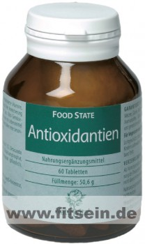 Antioxidantien - 60 Tabletten