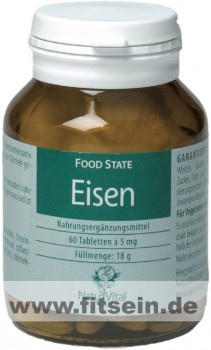 Eisen plus - 60 Tabletten